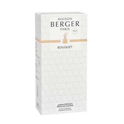 Difuzor parfum camera Berger Bouquet Clarity Givre Jasmin Precieux 115ml