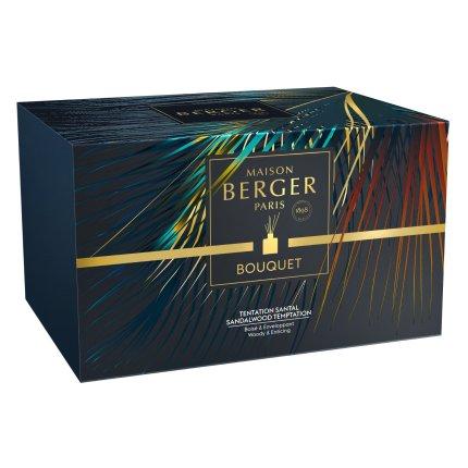 Difuzor parfum camera Berger Bouquet Parfume Temptation Champagne Tentation Santal 200ml