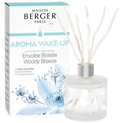 Difuzor parfum camera Berger Aroma Wake-up Woody Breeze 180ml