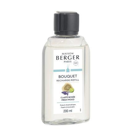 Parfum pentru difuzor Berger Fresh Wood 200ml