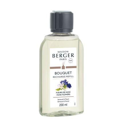 Parfum pentru difuzor Berger Fleurs de Musc 200ml