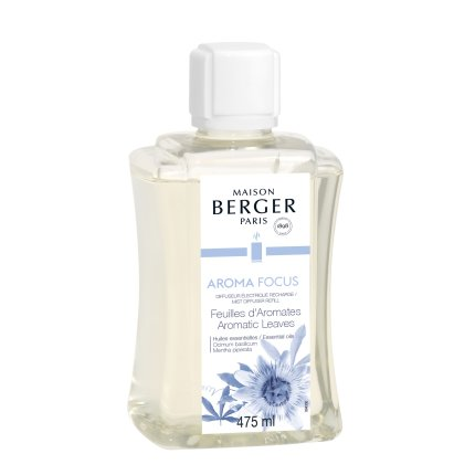 Parfum pentru difuzor ultrasonic Berger Aroma Focus 475ml