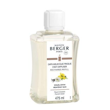Parfum pentru difuzor ultrasonic Berger Soleil Divin 475ml
