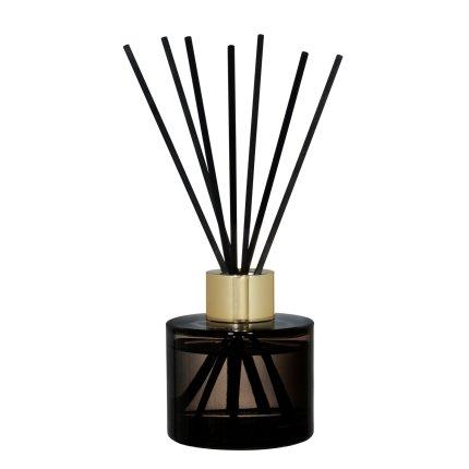Set Berger Duo Black Crystal Bouquet Parfume 80ml + lumanare parfumata 80g Delicate White Musk