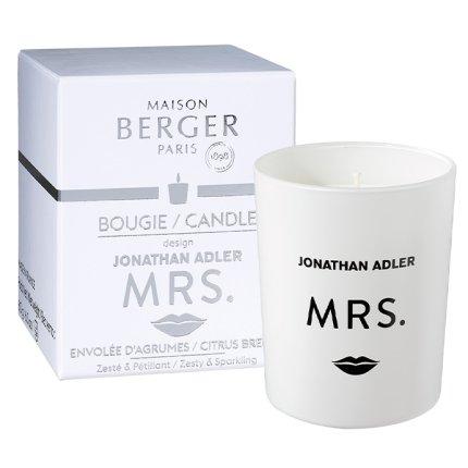 Lumanare parfumata Berger Jonathan Adler Mrs. Citrus Breeze 180g