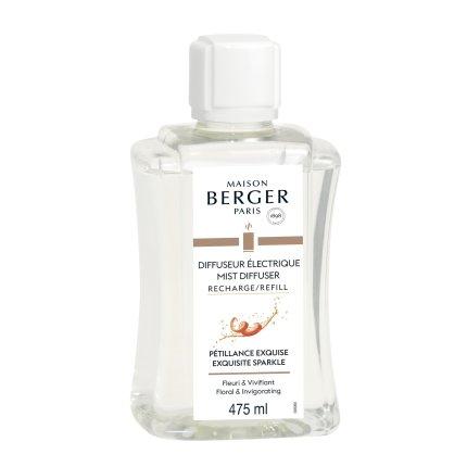 Parfum pentru difuzor ultrasonic Berger Petillance Exquise 475ml