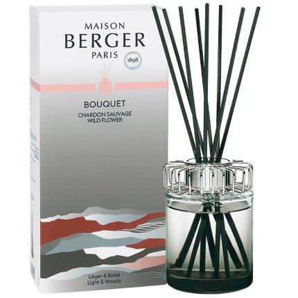 Difuzor parfum camera Berger Bouquet Parfume Land Vert mousse Chardon Sauvage 115ml
