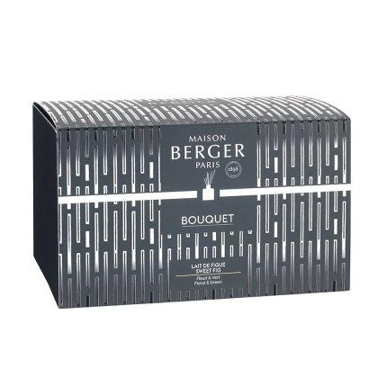 Difuzor parfum camera Berger Bouquet Parfume Amphora Noir Lait de Figue 200ml