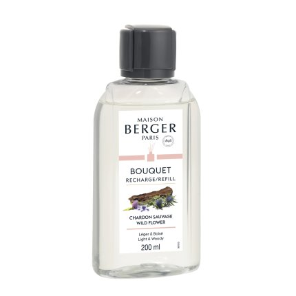 Parfum pentru difuzor Berger Bouquet Parfume Chardon Sauvage 200ml