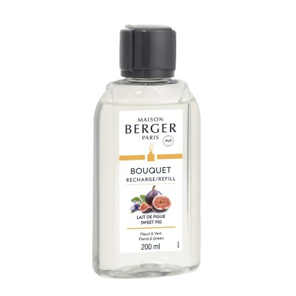 Parfum pentru difuzor Berger Bouquet Parfume Lait de Figue 200ml