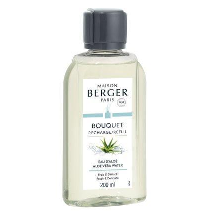 Parfum pentru difuzor Berger Bouquet Parfume Eau d'Aloe 200ml