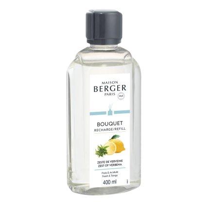 Parfum pentru difuzor Berger Zeste de Verveine 400ml