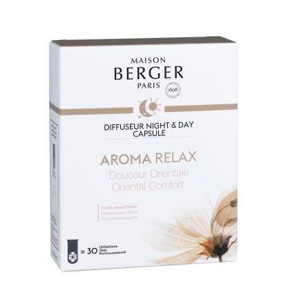 Rezerva pentru difuzor electric Berger Night and Day Aroma Relax