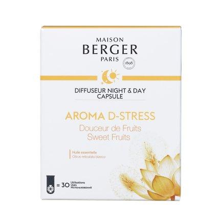 Rezerva pentru difuzor electric Berger Night and Day Aroma D-Stress