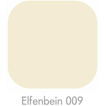 Lumanare patrata Engels Kerzen Finca cu 4 fitiluri, 13 x 13 x 12 cm, 65 ore, Ivory