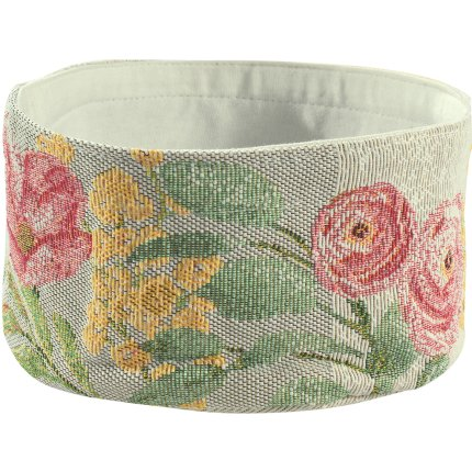 Cos pentru paine Sander Gobelins Summer Rose 10x18cm, 40 natur