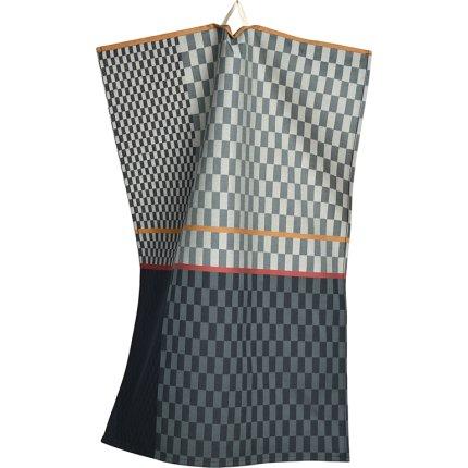 Servet Sander Jacquards Nelson 50x70cm, 34 graphite