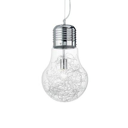 Pendul Ideal Lux Luce Max SP1 Big, 1x60W, 30x54-140cm