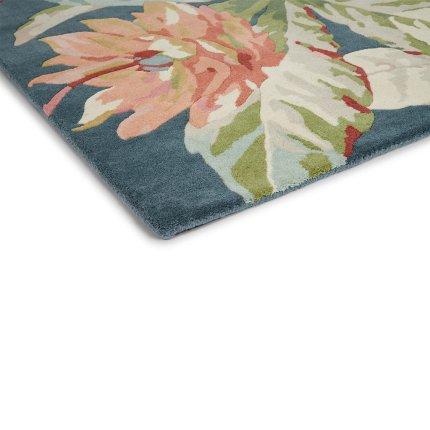 Covor Sanderson Dahlia & Rosehip 200x280cm, 50608 Teal
