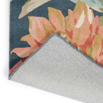 Covor Sanderson Dahlia & Rosehip 170x240cm, 50608 Teal