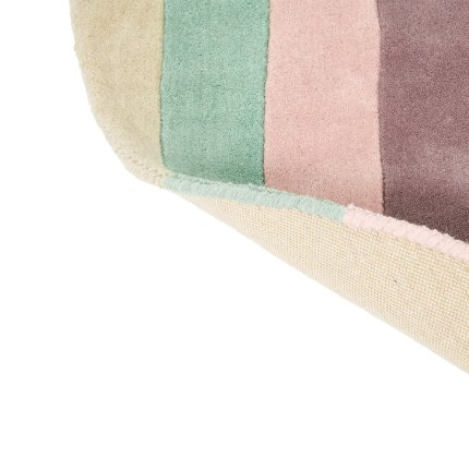 Covor Ted Baker Sahara diametru 150cm, 56102 Pink