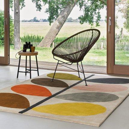 Covor Orla Kiely Giant Multi Stem 200x280cm, 59205 multicolor