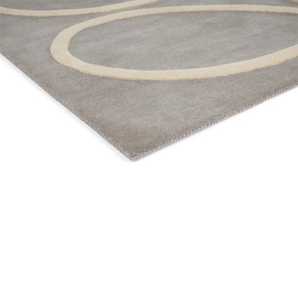 Covor Orla Kiely Giant Linear Stem 250x350cm, 59404 gri