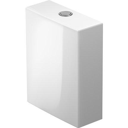 Rezervor WC Duravit White Tulip Dual Flush