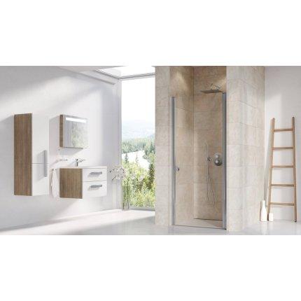 Usa de nisa Ravak Concept Chrome CSD1-90, 90cm, alb