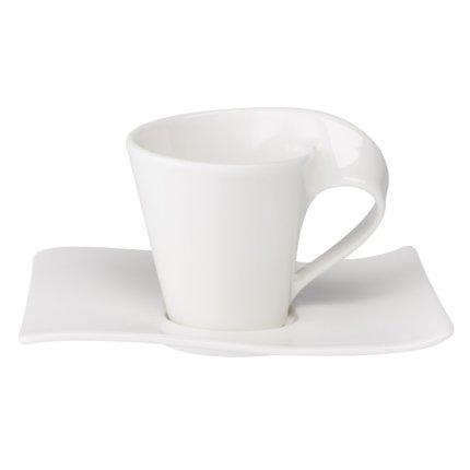 Ceasca si farfuriuta espresso Villeroy & Boch NewWave