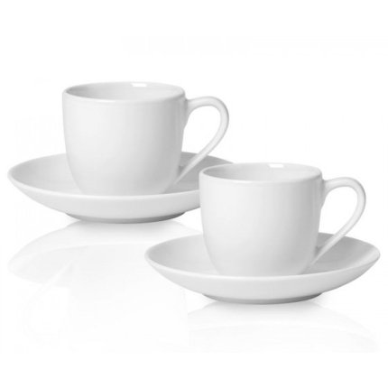 Set espresso 2 persoane Villeroy & Boch For Me Sets 4 piese