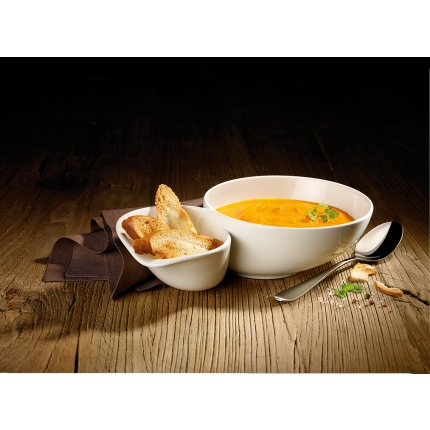 Set 2 boluri supa Villeroy & Boch Soup Passion 28x17cm