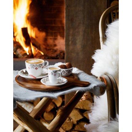 Farfuriuta pentru ceasca de cafea Villeroy & Boch Artesano Montagne 16cm