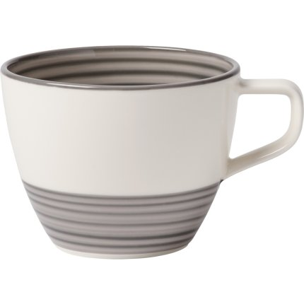 Ceasca pentru cafea Villeroy & Boch Manufacture Gris 0.25 litri