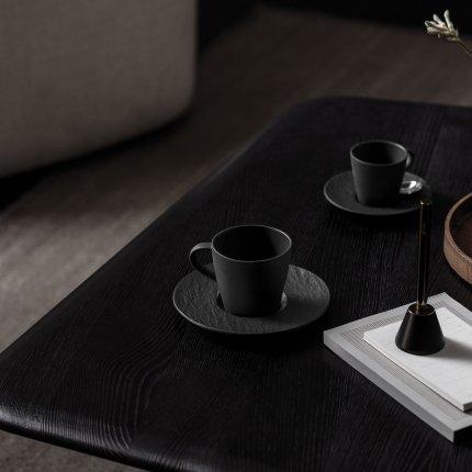 Ceasca pentru cafea Villeroy & Boch Manufacture Rock 0.22 litri
