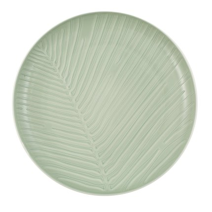 Farfurie Villeroy & Boch it's my match mineral Leaf 24cm