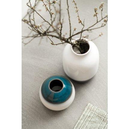 Vaza Villeroy & Boch Lave Home Drop Small, 13cm, Bleu