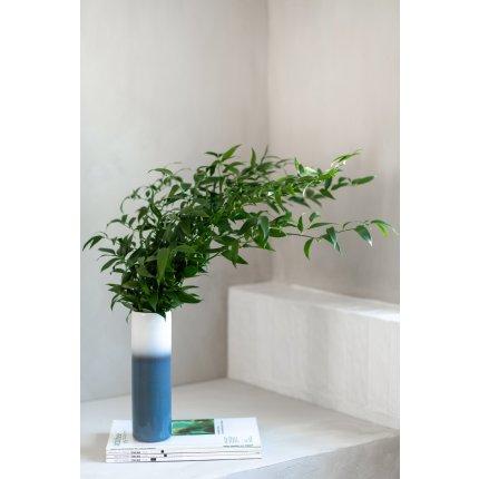 Vaza Villeroy & Boch Lave Home Cylinder Large, 25cm, Bleu