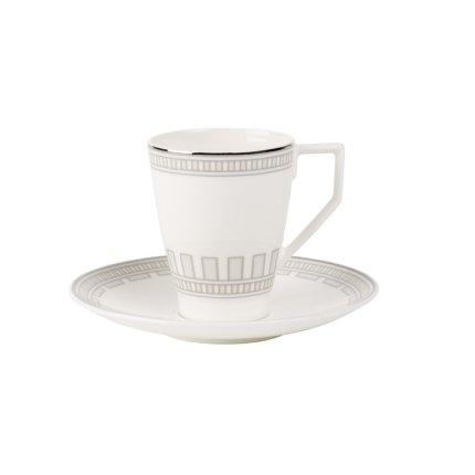 Ceasca si farfuriuta cafea Villeroy & Boch La Classica Contura