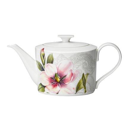 Vas servire ceai Villeroy & Boch Quinsai Garden 1.20 ltiri