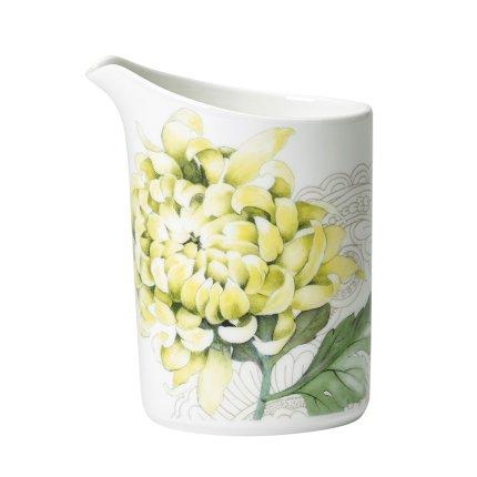 Vas servire lapte Villeroy & Boch Quinsai Garden 0.22 litri