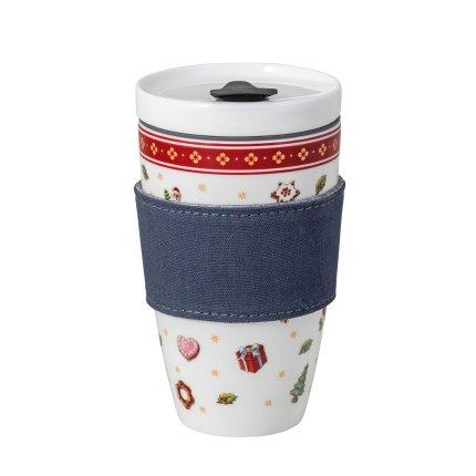 Cana pentru cafea Villeroy & Boch Coffee To Go Mug Toys Delight 0,35litri