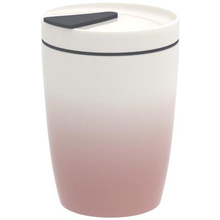 Cana cu capac like. by Villeroy & Boch Coffee To Go 0.29 litri, Powder