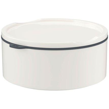 Bol cu capac like. by Villeroy & Boch To Go & ToStay Lunch Box M 13cm, h 9cm