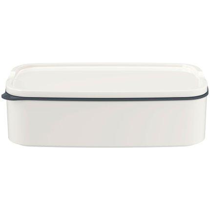 Bol cu capac like. by Villeroy & Boch To Go & ToStay Lunch Box M 20x13cm, h6cm
