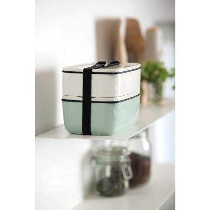 Set boluri cu capac like. by Villeroy & Boch To Go & ToStay Lunch Box Set 20x13x13cm