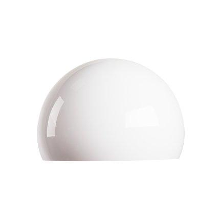 Abajur lampadar SLV Fenda d40cm, h30cm, alb