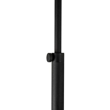 Lampadar SLV Fenda Bow Base, 1x 40W E27, h228cm, negru