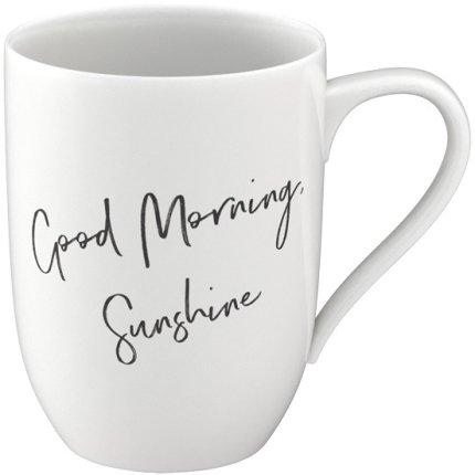 "Cana Villeroy & Boch Statement ""Good Morning, Sunshine"" 340ml"