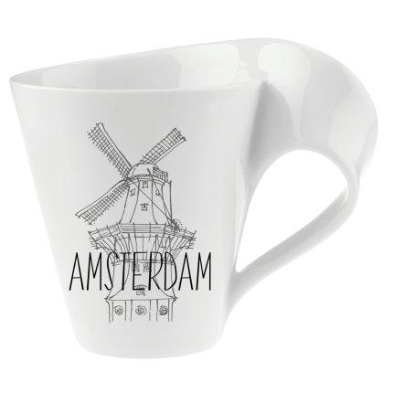 Cana Villeroy & Boch NewWave Modern Cities Amsterdam, 300ml